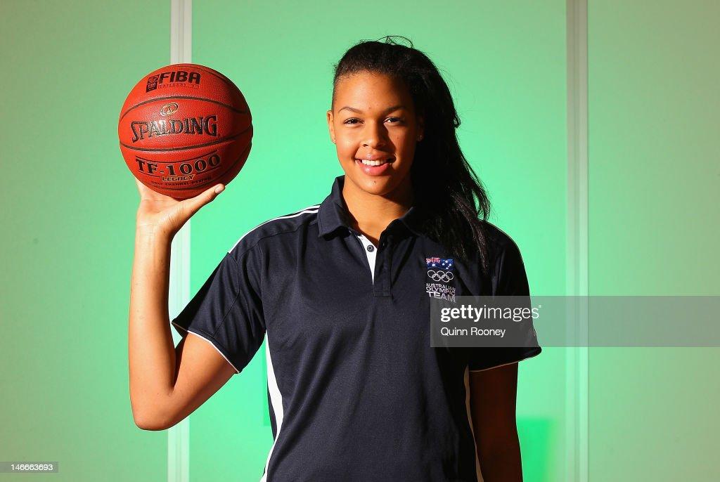 Australian Olympic Basketball Team Announcement