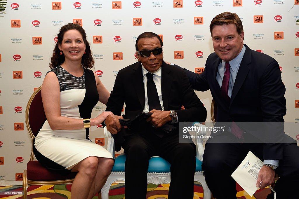 2015 Muhammad Ali Humanitarian Awards