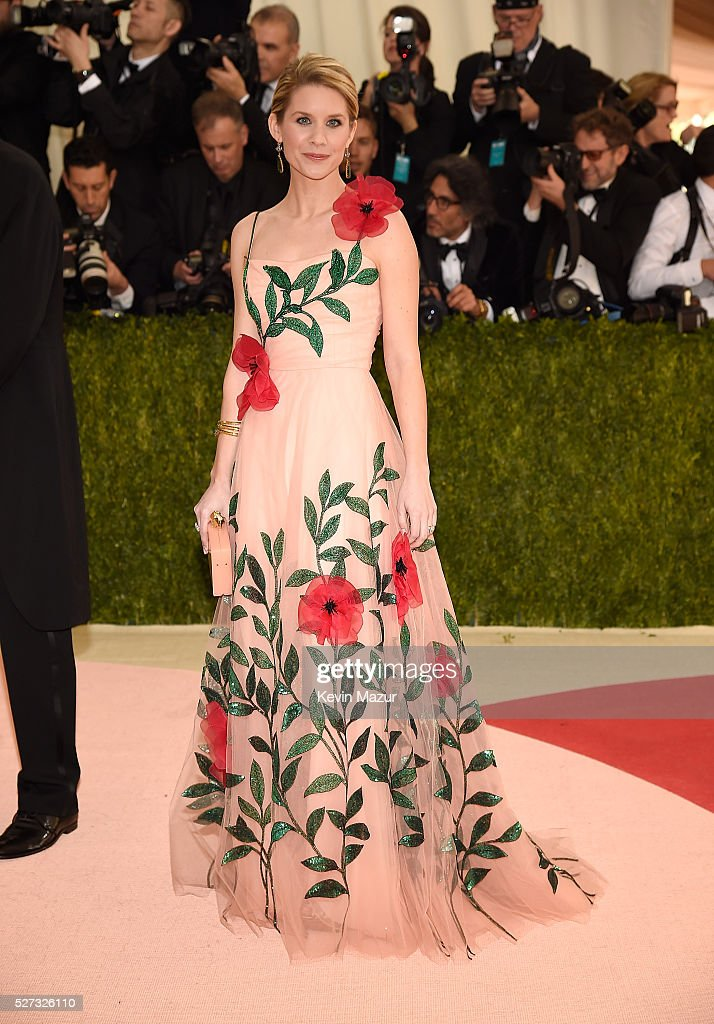Elizabeth Cordry attends 'Manus x Machina: Fashion In An Age Of Technology' Costume Institute Gala at Metropolitan Museum of Art on May 2, 2016 in New York City.