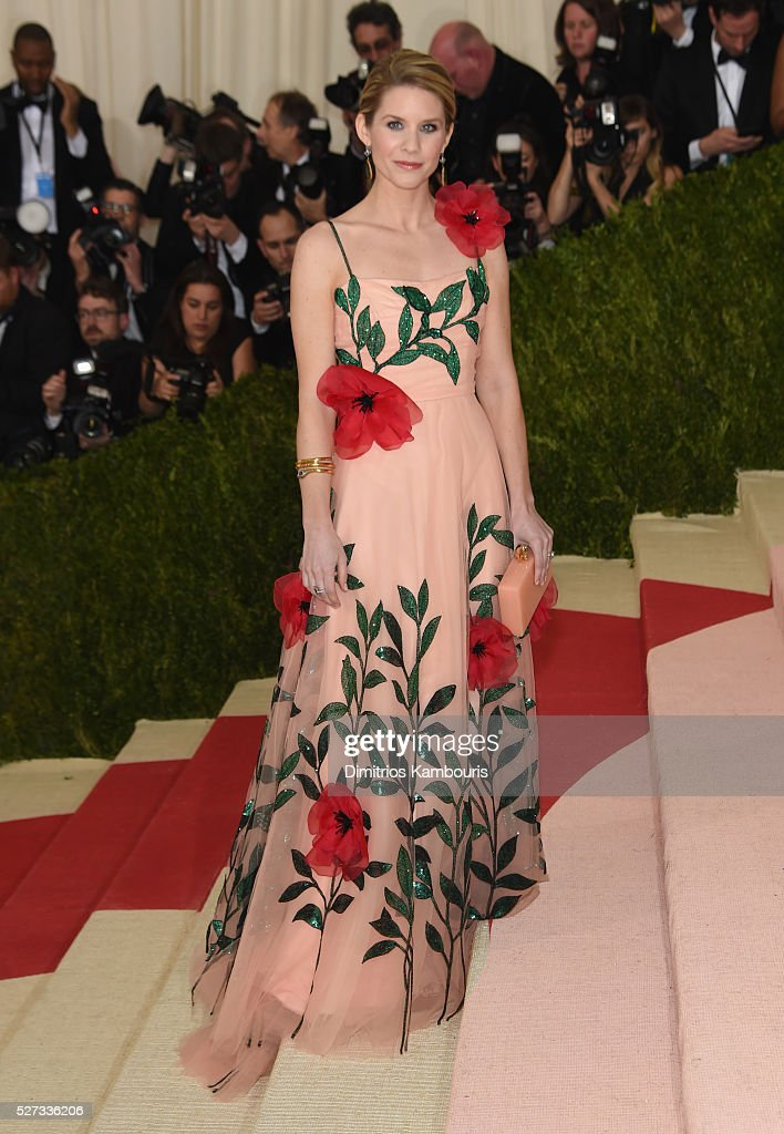 Elizabeth Cordry attends the 'Manus x Machina: Fashion In An Age Of Technology' Costume Institute Gala at Metropolitan Museum of Art on May 2, 2016 in New York City.