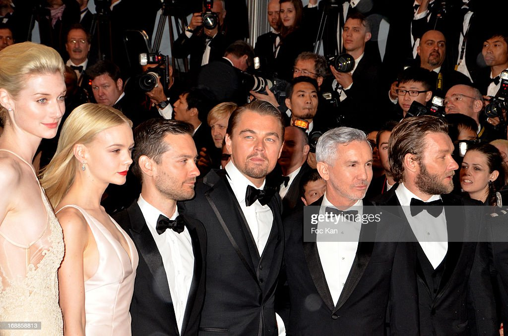 Opening Ceremony And The Great Gatsby Premiere - The 66th ...