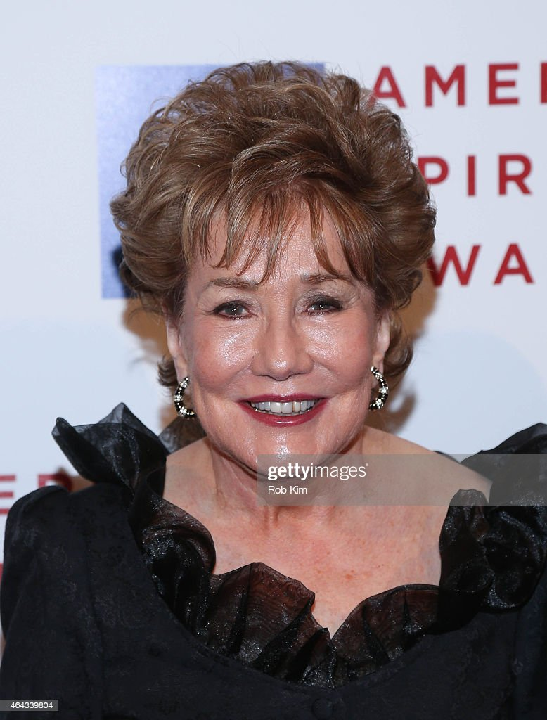 Elizabeth Dole attends 2015 National WWII Museum's American Spirit Award Gala at Cipriani Wall Street on February 24, 2015 in New York City.
