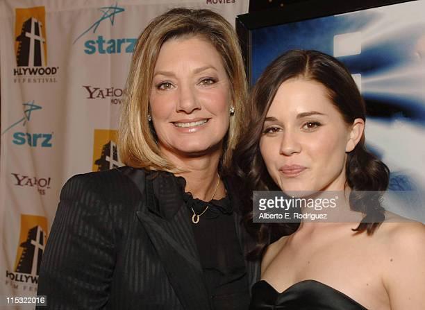 Elizabeth Gabler President Fox 2000 and Alison Lohman