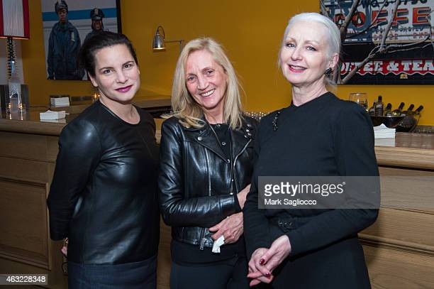 Elizabeth Gray Kogen attends the Royal Ballet's 'The Winter Tale' Reception at the Crosby Street Hotel on February 11 2015 in New York City