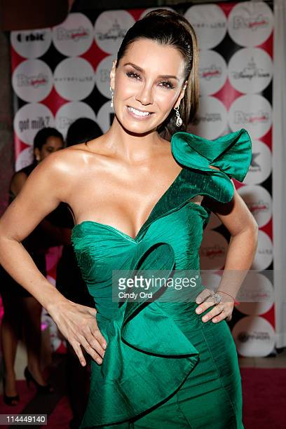 Elizabeth Gutierrez attends the 15th annual People en Espanol '50 Most Beautiful' Issue Celebration at Guastavino's on May 19 2011 in New York City