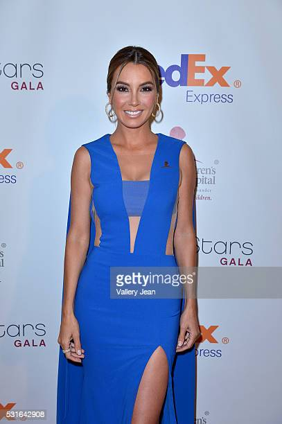 Elizabeth Gutierrez attends the FedEx / St Jude Angels and Stars Gala at Hotel InterContinental on May 14 2016 in Miami Florida Photo by Vallery...