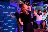SiriusXM's The Highway Broadcasts Live During The Solar...