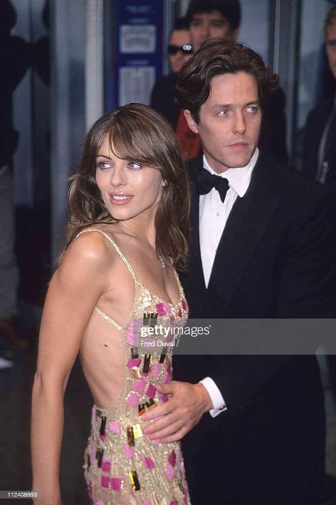 Hugh Grant with Elizabeth Hurley Archive Images | Getty Images