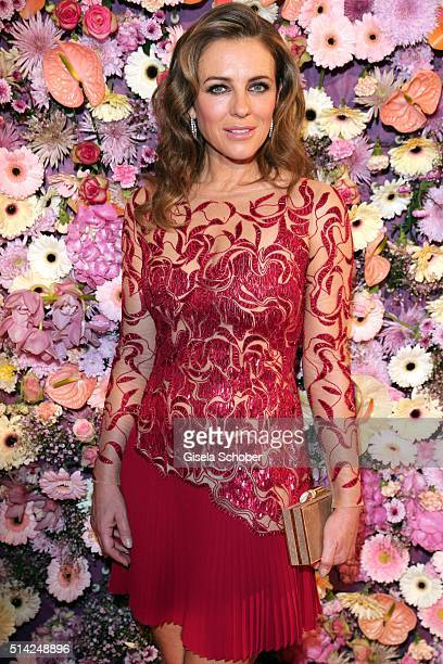 Elizabeth Hurley during the PEOPLE Style Awards at Hotel Vier Jahreszeiten on March 7 2016 in Munich Germany