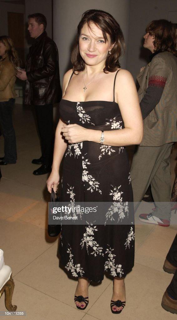 Elizabeth Hurley's Sister Kate Hurley, 'Two Weeks Notice' Movie Premiere At The, Warner West End London