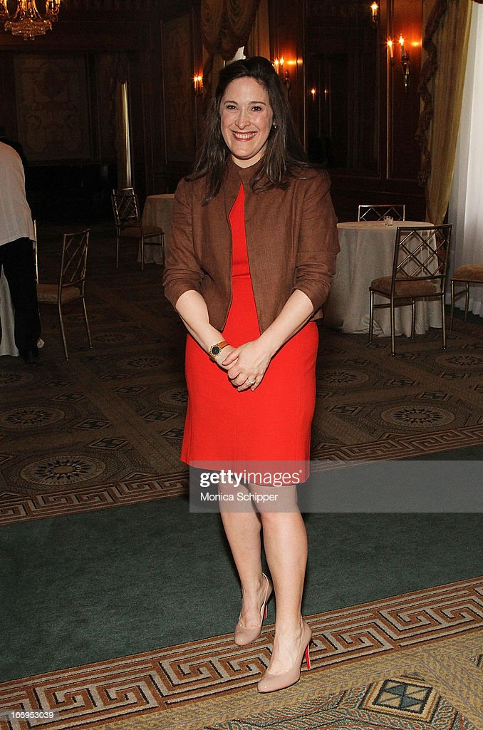 Elizabeth Mayhew attends The New York Society For The Prevention Of Cruelty To Children's 2013 Spring Luncheon at The Pierre Hotel on April 18, 2013 in New York City.