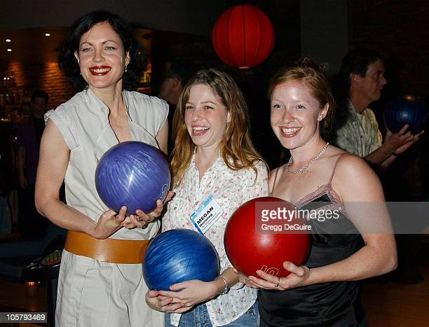 Elizabeth McGovern Megan Henning Angela Goethals of 'Brotherhood of Poland NH'