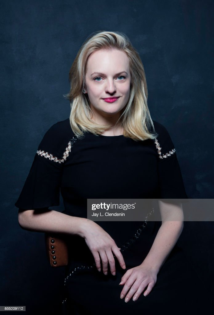 Elizabeth Moss, from the film 'The Square,' poses for a portrait at the 2017 Toronto International Film Festival for Los Angeles Times on September 10, 2017 in Toronto, Ontario.