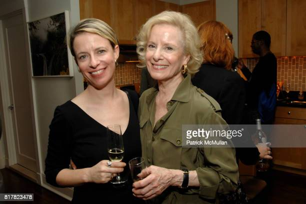 Elizabeth Oldman and Marilyn Oldman attend OLDMAN'S BRAVE NEW WORLD OF WINE Book Launch Hosted by W W Norton and Mark Oldman at Residence of Mark...