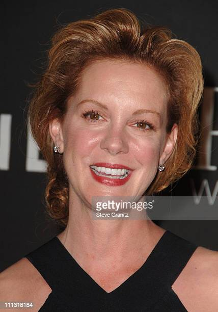Elizabeth Perkins during 13th Annual Premiere Women in Hollywood Arrivals at Beverly Hills Hotel in Beverly Hills California United States