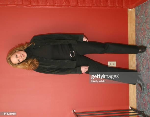 Elizabeth Perkins during 2004 Sundance Film Festival 'Speak' Premiere at Prospector in Park City Utah United States