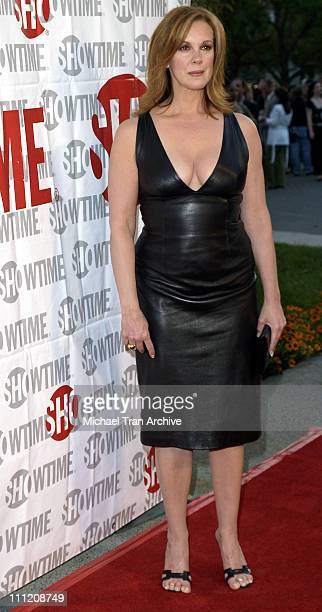 Elizabeth Perkins during Showtime Presents 'Weeds' and 'Barbershop' Los Angeles Premiere at Paramount Theater At Paramount Studios in Hollywood...