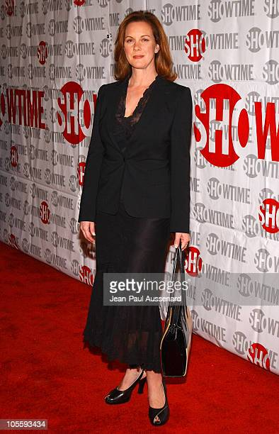 Elizabeth Perkins of 'Weeds' during Showtime TCA Press Tour Party Arrivals at Universal Studios Stage 6 in Universal City California United States