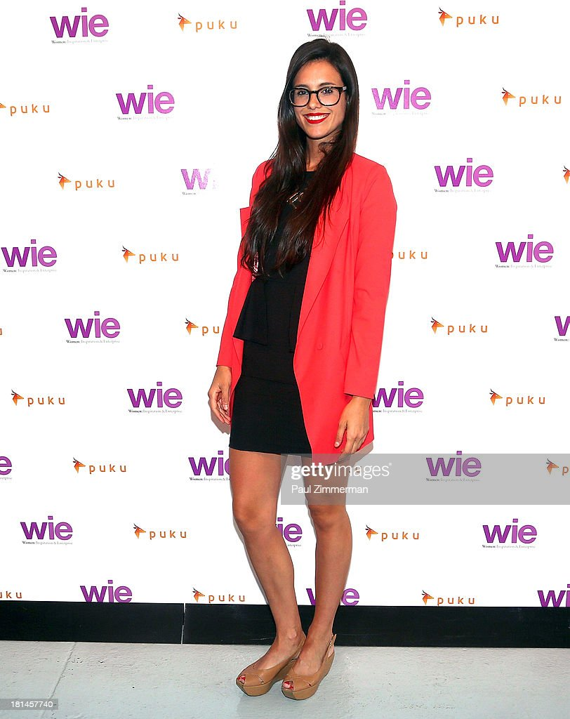 Elizabeth Plank attends the 4th Annual WIE Symposium at Center 548 on September 21, 2013 in New York City.