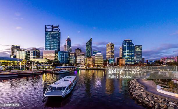 Elizabeth Quay, Perth, Western Australia/ Australia