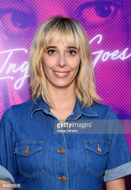 Elizabeth Rohrbaugh attends the Closing Night Screening of 'Ingrid Goes West' during the 2017 Los Angeles Film Festival at ArcLight Cinemas Culver...
