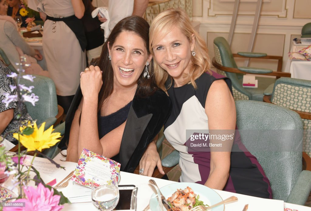 The 4th Annual Gynaecological Cancer Fund Ladies' Lunch At Fortnum & Mason