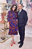 Sergio Rossi and Elizabeth Stewart Celebrate Capsule...