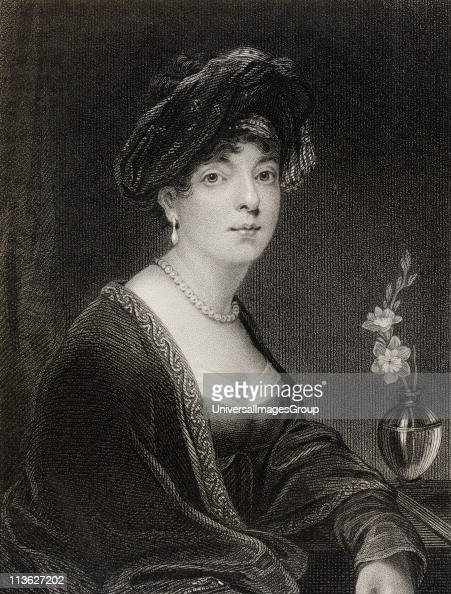 Elizabeth SutherlandGower Marchioness of Stafford Countess of Sutherland Baroness of Strathnaver 17651839 Engraved by S Freeman after TPhillips From...