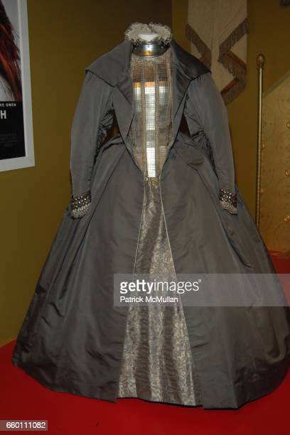 Elizabeth The Golden Age attends LACMA Costume Council exclusive preview of FIDM's 17th Annual Art of Motion Picture Costume at Fashion Institute of...