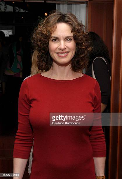 Elizabeth Vargas during Liz Lange's Maternity Style How to Look Fabulous During the Most Fashion Challenged Time Book Party at Hudson Hotel Penthouse...
