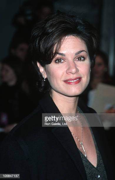 Elizabeth Vargas during New York Screening of 'Little Voice' at Paris Theater in New York City New York United States