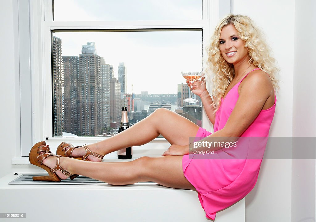 Elizabeth Wilson takes part in Row NYC's 'The Paparazzi Project' at Row NYC on July 1, 2014 in New York City.