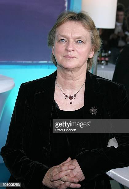 Elke Heidenreich Porträt geb 15 Februar 1943 Sternzeichen Wassermann Verleihung 42 'AdolfGrimme Preis' Marl Deutschland PNr 383/2006 Moderatorin...