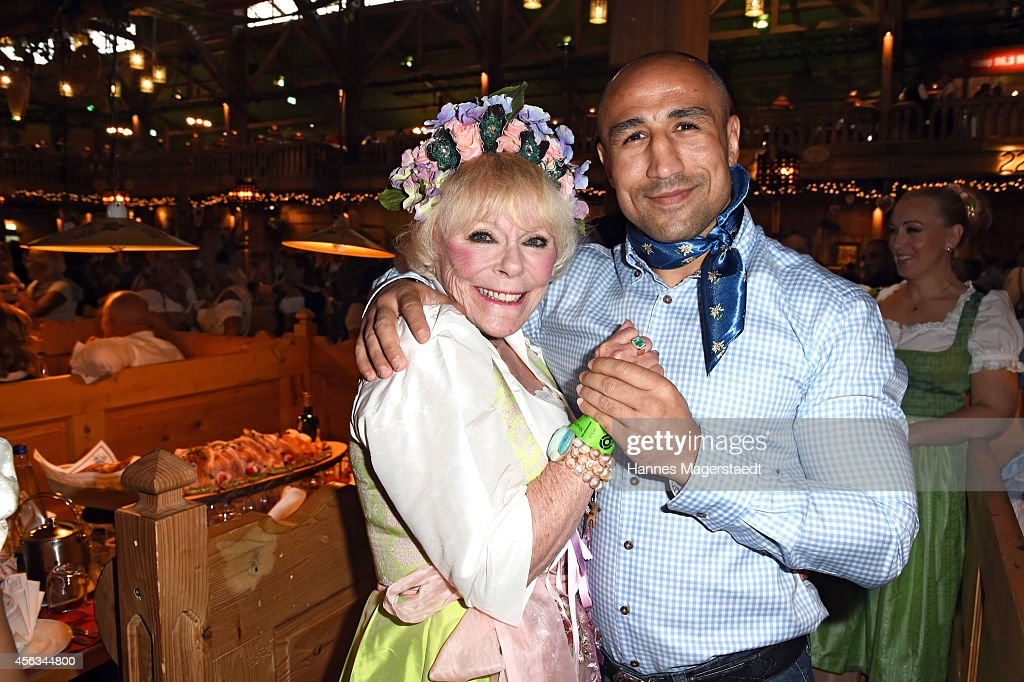 Celebrities At Oktoberfest 2014 - Day 10