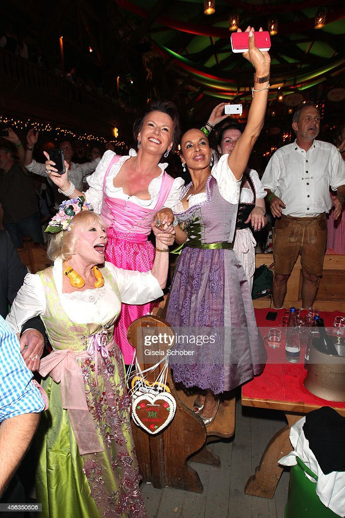 celebrities at oktoberfest 2014 day 10 getty images. Black Bedroom Furniture Sets. Home Design Ideas