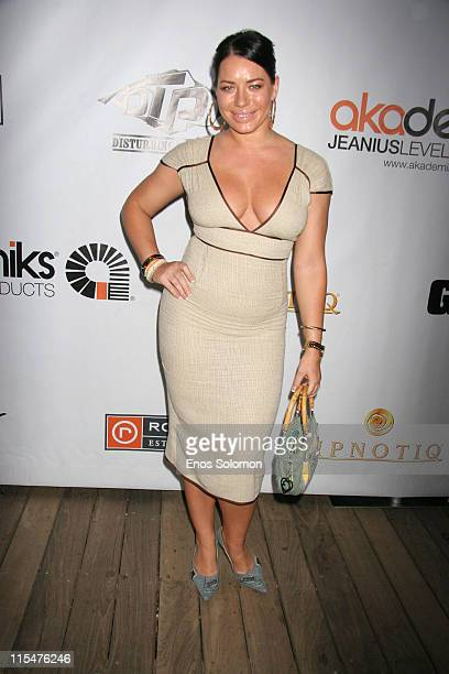 Elke The Stallion during Akademiks Disturbing Tha Peace Presents A Private Reception Hosted By Ludacris DTP Recording To Celebrate 2007 BET Awards at...