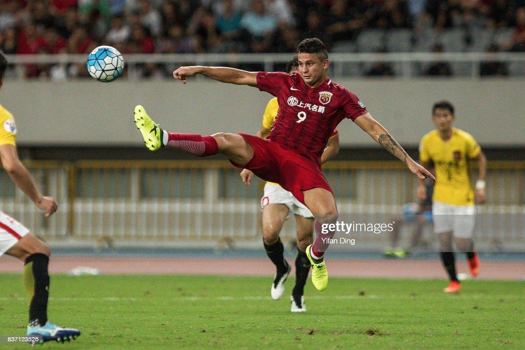 Shanghai SIPG v Guangzhou Evergrande - AFC Champions League Quarterfinals