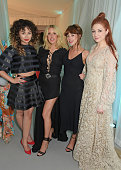 Ella Eyre Ellie Goulding Foxes and Nicola Roberts attend the Glamour Women Of The Year awards at Berkeley Square Gardens on June 2 2015 in London...