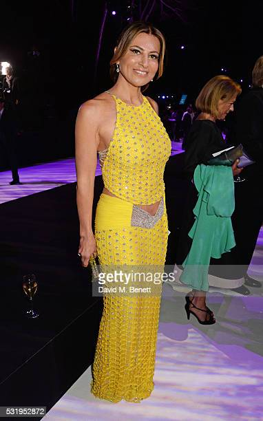 Ella Krasner attends the de Grisogono party during the 69th Cannes Film Festival at Hotel du CapEdenRoc on May 17 2016 in Cap d'Antibes France