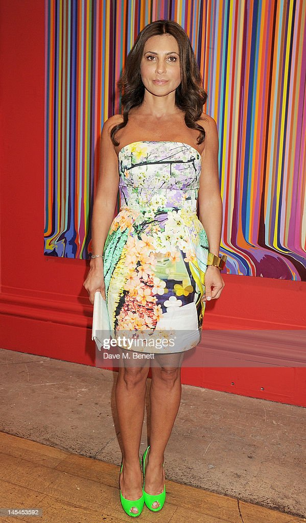 Ella Krasner attends the Royal Academy of Arts Summer Exhibition Preview Party at Royal Academy of Arts on May 30, 2012 in London, England.