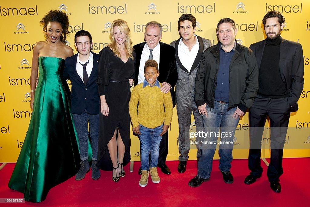 'Ismael' Madrid Premiere