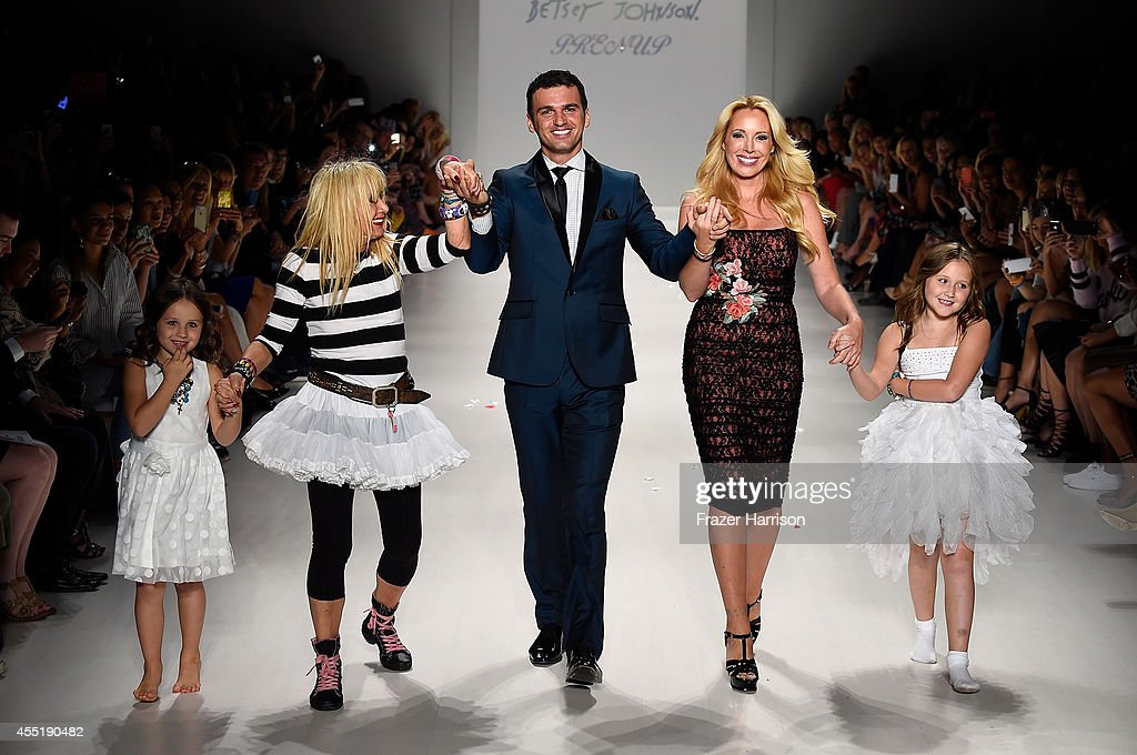 Betsey Johnson - Runway - Mercedes-Benz Fashion Week Spring 2015