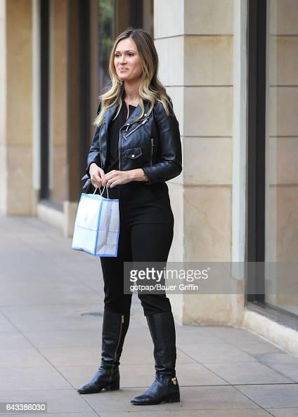 Ella Rose is seen on February 20 2017 in Los Angeles California