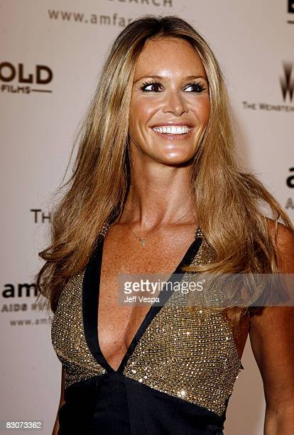 Elle Macpherson at amfAR's Cinema Against AIDS event presented by Bold Films the M�A�C AIDS Fund and The Weinstein Company to benefit amfAR