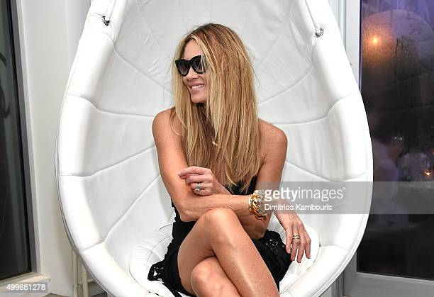 Elle Macpherson attends Chrome Hearts Celebrates Art Basel With Laduree Sean Kelly And A Live Performance By Abstrakto at Miami Design District on...
