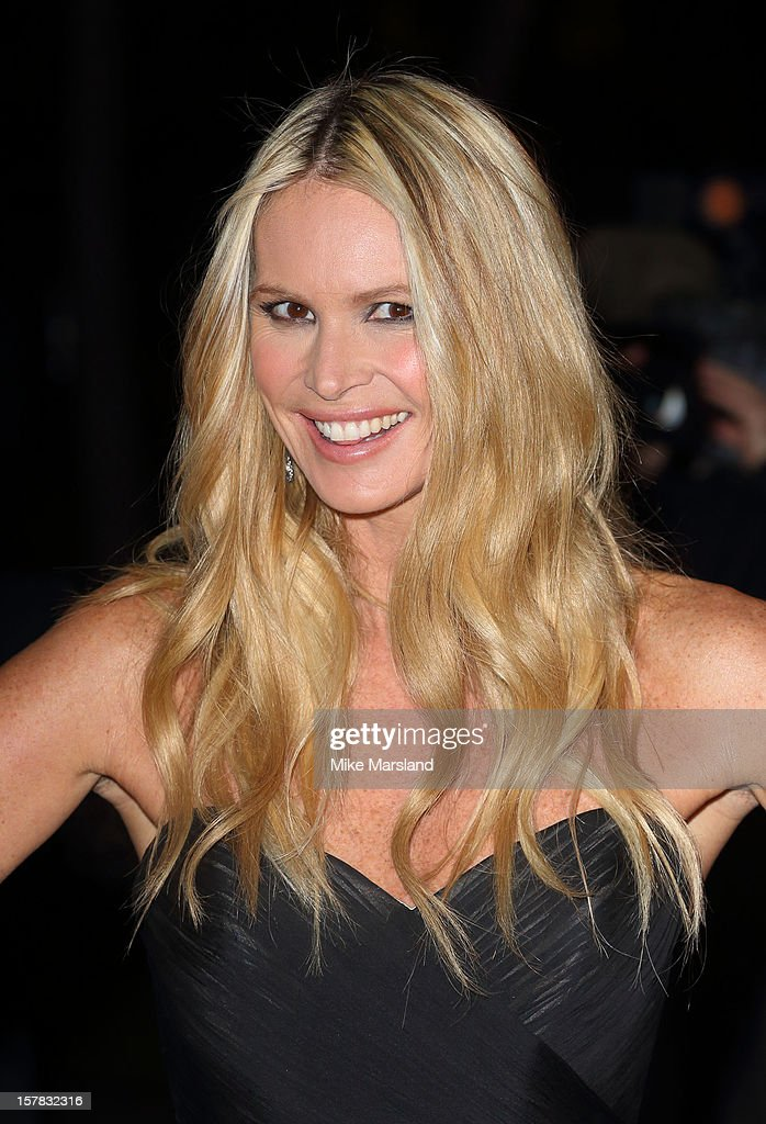 <a gi-track='captionPersonalityLinkClicked' href=/galleries/search?phrase=Elle+Macpherson&family=editorial&specificpeople=202490 ng-click='$event.stopPropagation()'>Elle Macpherson</a> attends the Sun Military Awards at Imperial War Museum on December 6, 2012 in London, England.