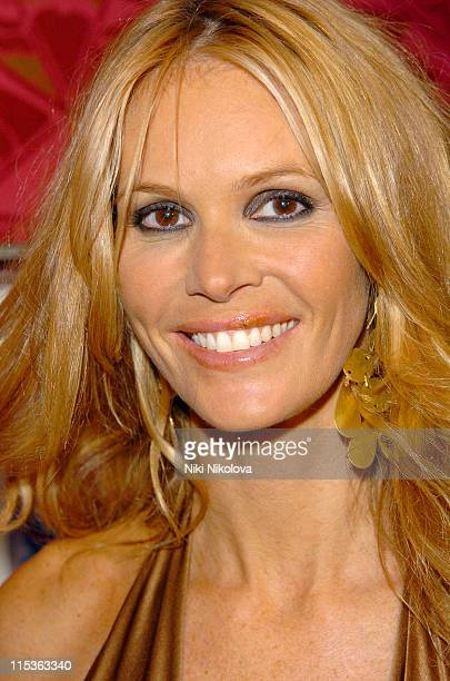Elle MacPherson during 'Mary Poppins' Gala Evening Inside Arrivals at Old Compton Street in London Great Britain