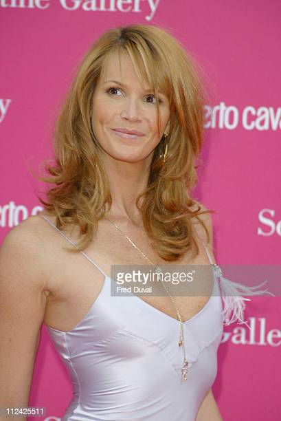 Elle MacPherson during Serpentine Gallery's Summer Party at Kensington Gardens in London England Great Britain