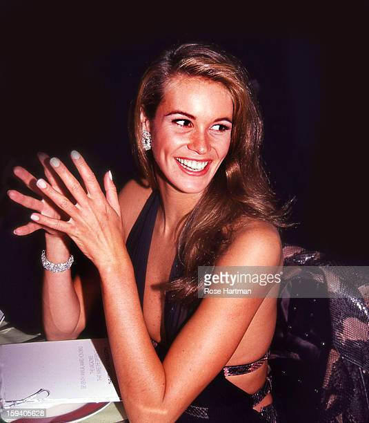 Elle Macpherson gala Waldorf Astoria New York New York early 1990s