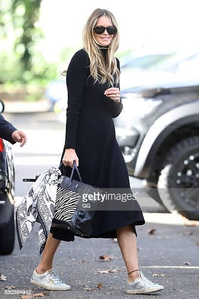 Elle Macpherson is seen in Double Bay on May 11 2016 in Sydney Australia